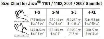 Juzo Soft 30 40 Mmhg Compression Gauntlet 2002ac