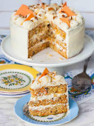 Pineapple Carrot Cake With Pecans Video Tatyanas Everyday Food