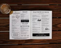 Menu Designs 50 Restaurant Menu Designs That Look Better Than Food Creative