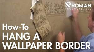 How Do You Hang Wallpaper Border - Wall ...