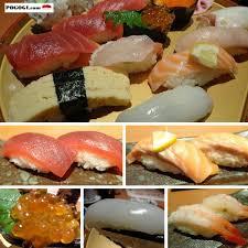 Sushi Database With Calories Count Pogogi Japanese Food