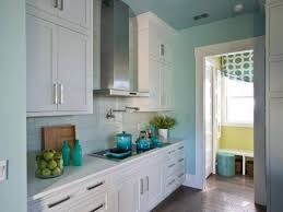 Kitchen Color Ideas With Cherry Cabinets White Island Stainless