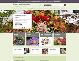 The Best Gardening Websites To Get Your Garden Growing GardenLife Gorgeous Garden Web Design Design