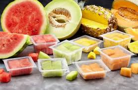 Fresh Fruit Packaging For Vending Machines New FreshPlaza Absorbent Mini Containers Perfect For Healthy