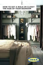 walk in closet solutions closet curtains closet solutions create a walk in closet the size of