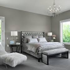 transitional bedroom design. Delighful Bedroom Inspiration For A Transitional Carpeted And Gray Floor Bedroom Remodel In  Detroit With Walls For Transitional Bedroom Design M
