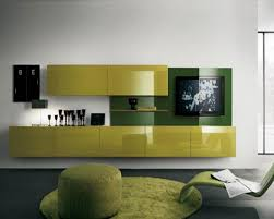 Wall Cabinets Living Room Living Room Unit Designs Home Design Ideas