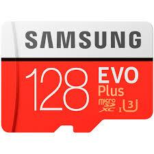 Купить <b>Карта памяти</b> SDXC Micro <b>Samsung 128GB</b> Evo Plus (MB ...