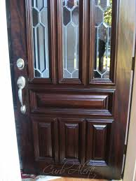 how to refinish front door21 best Inviting Entryways images on Pinterest  The doors Doors
