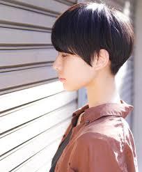 Kouenji Street刈り上げ女子 初めて来て頂いたお客様をカットして