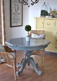 creating a durable table top finish diy furniturepaint paintedfurniture chalkpaint toughcoat