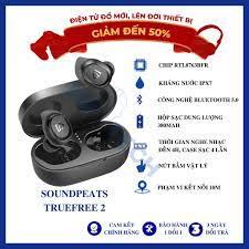 Rẻ nhất từ 478,441đ mua Tai Nghe Không Dây Soundpeats TrueFree 2 IPX7 Thể  Thao ( Phiên bản nâng cấp TrueF