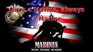 Once A Marine Always A Marine Once A Marine Always A Marine Poem By S Gunn