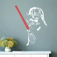 star wars wall decal art design home decoration star wars wall decals vinyl house decor removable