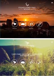 Web Design Mid Wales Fishguard Bay Resort Nexmedia Web Design Pembrokeshire Wales