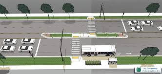 Napier Corridor Pedestrian And Bicycle Feasibility And Conceptual