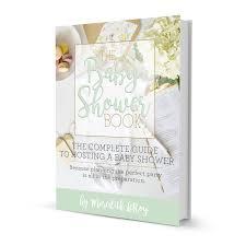 The Baby Shower Book Unoriginal Mom
