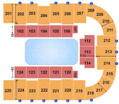 Tucson Arena Tickets And Tucson Arena Seating Chart Buy