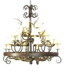 wrought iron chandelier rustic rustic wrought iron candle chandelier rustic wrought iron outdoor chandelier