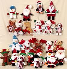 Christmas Teddy Bear Ornaments , Teddy Bear Christmas Ornaments ,Plush  Christmas Sing Bear