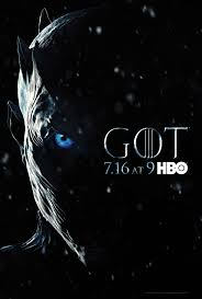 Resultado de imagen de game of thrones season 7 poster