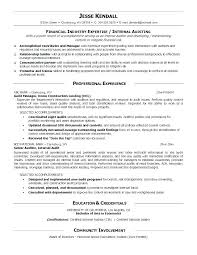Auditor Resume Sample Best Of Auditor Resume Objective Internal Auditor Resume Internal Auditing