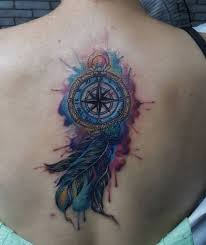 Pics Of Dream Catchers Tattoos 100 Dreamcatcher Tattoos for Men and Women 100 TattoosBoyGirl 66