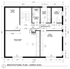 modern home design layout. Alluring Open Space Simple House Plans : Build A Modern Home With Design Architecture Layout B