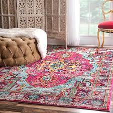 vanity 7x10 rug vintage area rugs com