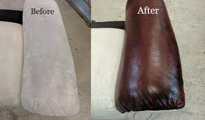 leather restoration cleaning repair