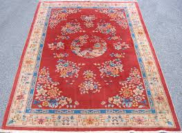 7 x 9 8 hand knotted wool antique chinese art deco ca 1940 nichols peking rug 12980491 goodluck rugs
