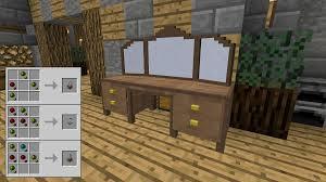 Minecraft Pe Bedroom Decocraft Minecraft Mods