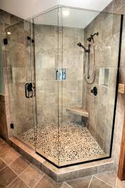 Mequon Custom Tiled Shower modern-bathroom