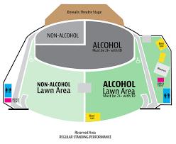 York Fair Seating Chart 2015 Elle King Alaska State Fair