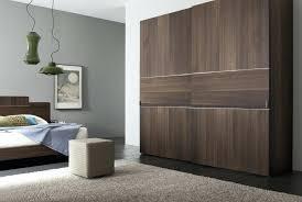 wooden sliding wardrobe doors captivating bedroom with minimalist furniture layout using wooden wood glass wardrobe with mirror sliding doors wooden