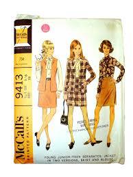 Mccalls Sewing Pattern Amazing Design