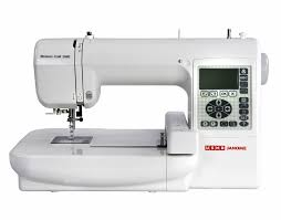 Usha Sewing Machine With Embroidery