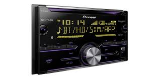 FH-X830BHS - <b>2</b>-Din CD Receiver with enhanced <b>Audio</b> Functions ...