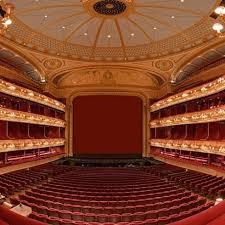 The Best Seat At Londons Royal Opera House Vanity Fair
