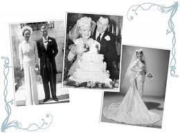 A raccontarci il mood 80's ci ha. Come Sono Cambiati Gli Abiti Da Sposa Negli Ultimi 100 Anni Grazia It