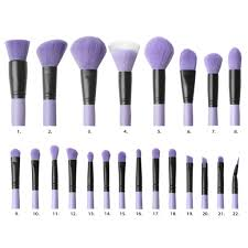 coastal scents brushes. brush affair vanity collection in \ coastal scents brushes