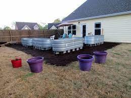 Fibermania: Garden Progress