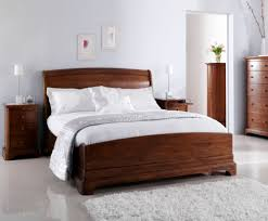 wooden sleigh bed. Interesting Sleigh And Wooden Sleigh Bed