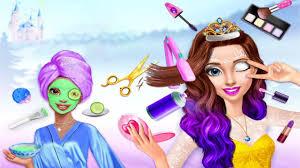 princess gloria makeup salon play fun dress up and beauty princess games for s