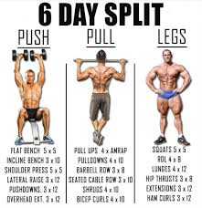Bodybuilding Daily Routine Chart Strive For Progress Not Perfection Weight Training
