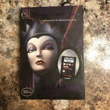 limited edition disney evil queen makeup look book
