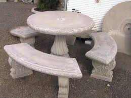 concrete garden bench. Concrete Garden Bench Home Depot Outdoor Tables And Benches In Present Depict