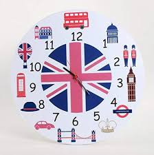 baby oodles london theme kids wall