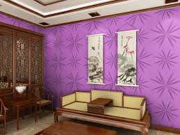 Purple Living Room Decor Purple Living Room The Idea Of Color Combinations Between Wall