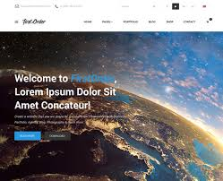 Themes Downloading Free Firstorder Free Html Bootstrap Template